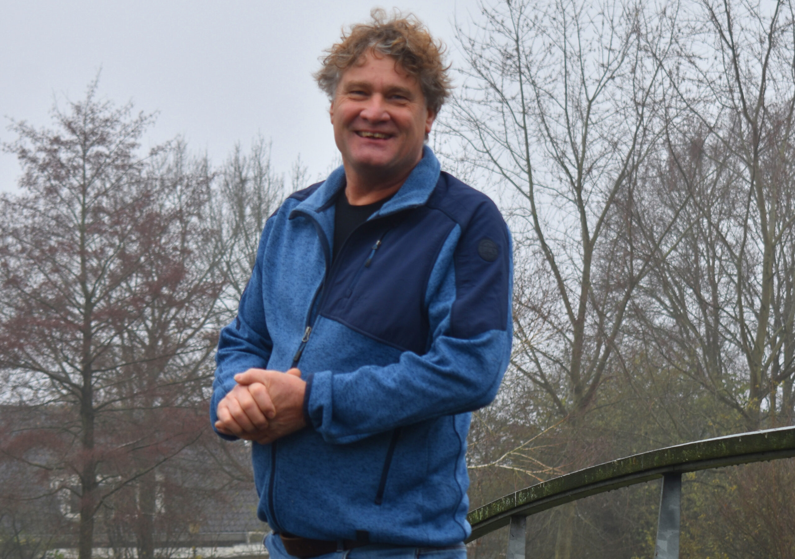 Jan Willem Bronsgeest van Progressief Wierden